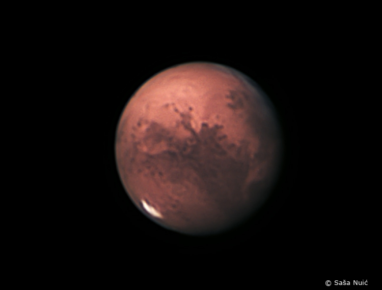 Mars 20.09.2020 Lika Star Party